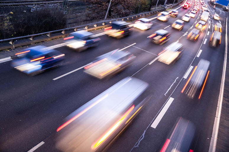Cars, Highway, Driving, Fast