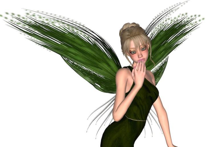 Tinkerbell, Peter Pan, Digital
