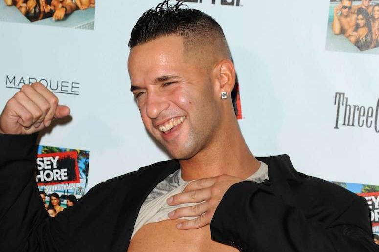 Michael Sorrentino, The Situation, Jersey Shore, Red Carpet, Jersey Shore Soundtrack Album Release Party