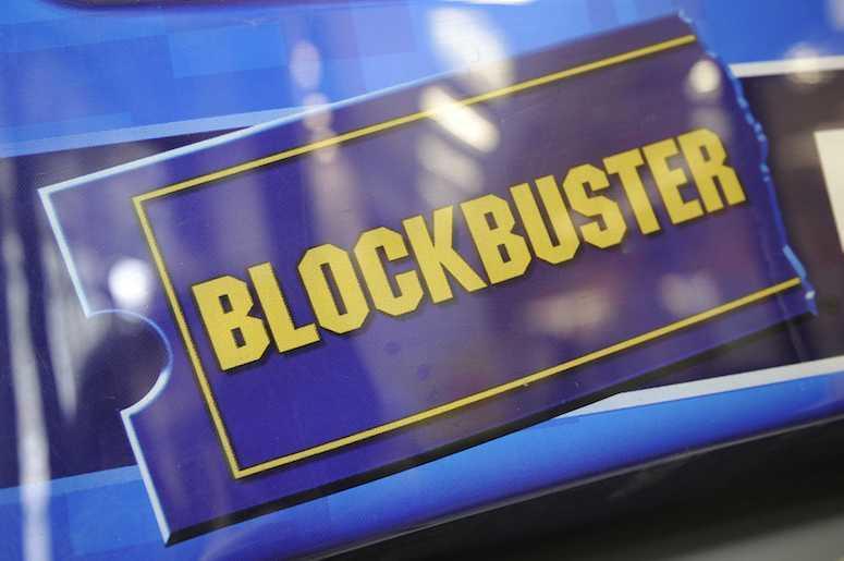 Blockbuster Video, Logo