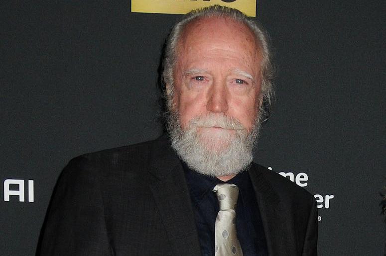 Scott Wilson, Suit, Red Carpet, Walking Dead