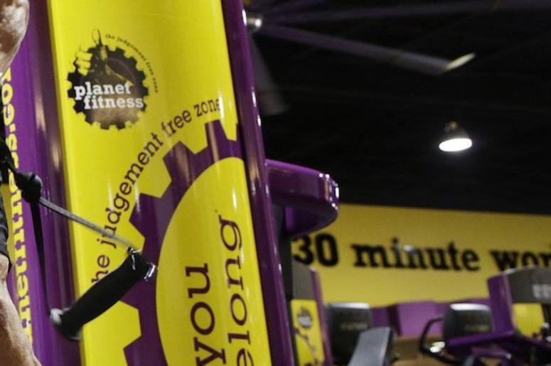 Planet Fitness, Gym, Equipment