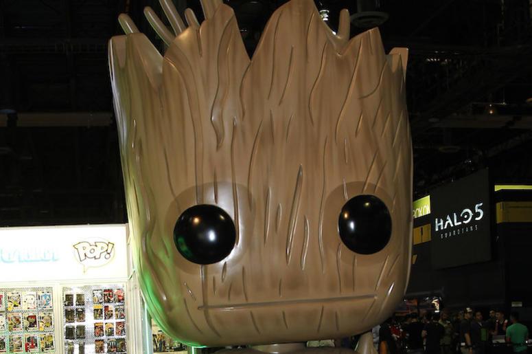 Marvel, Groot, Toy, Pop Funko