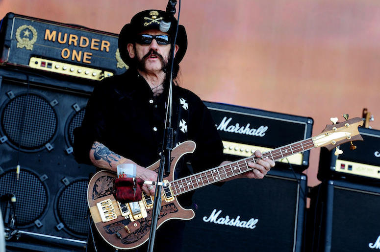 Motorhead, Lemmy, Concert, 2014, Outdoors, Sunny