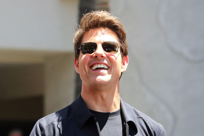Tom Cruise, The Mummy Day, Los Angeles, Sunglasses, Smile, 2017