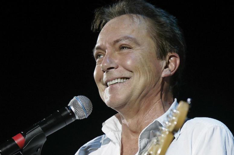 David Cassidy, Smiling, Concert