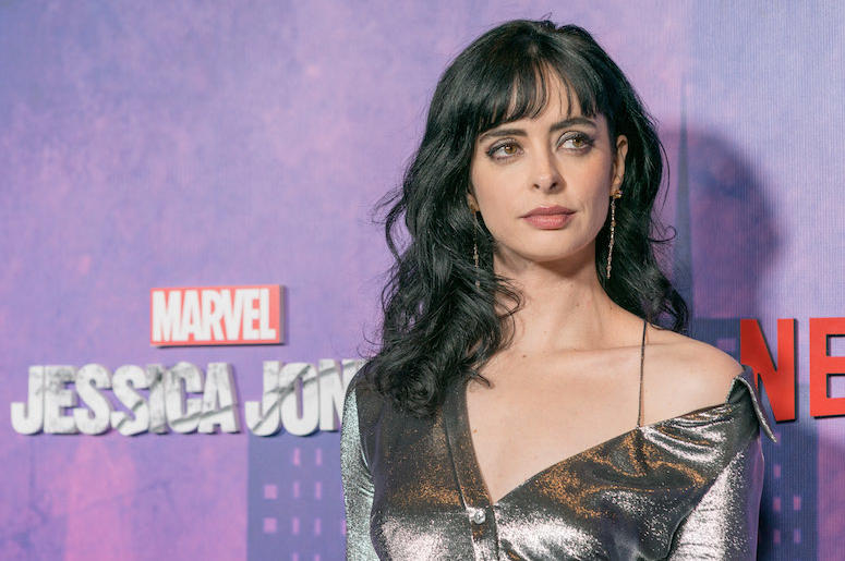 Krysten Ritter, Jessica Jones, Netflix, Red Carpet, Season Two Premiere, 2018