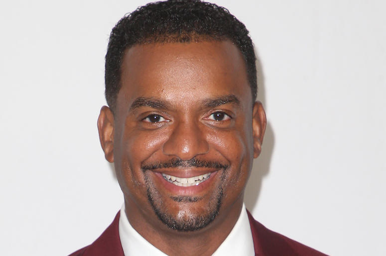 Alfonso Ribeiro, Suit, Red Carpet, Smile