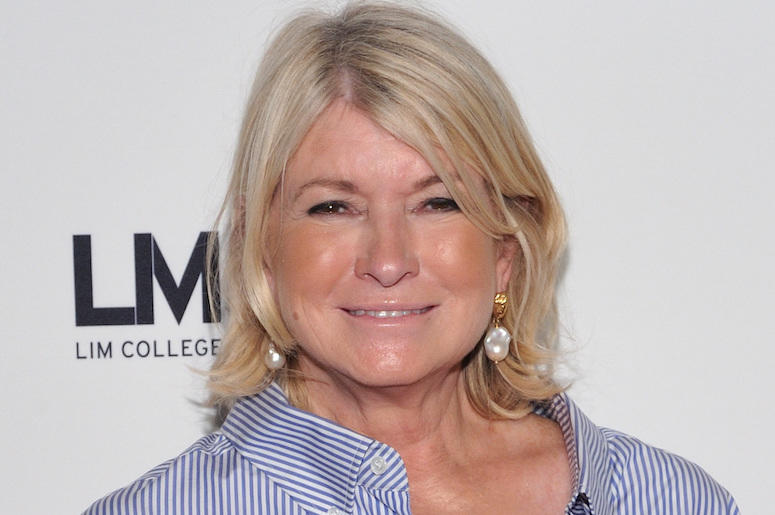 Martha Stewart, Red Carpet, Fashion Media Awards, 2018