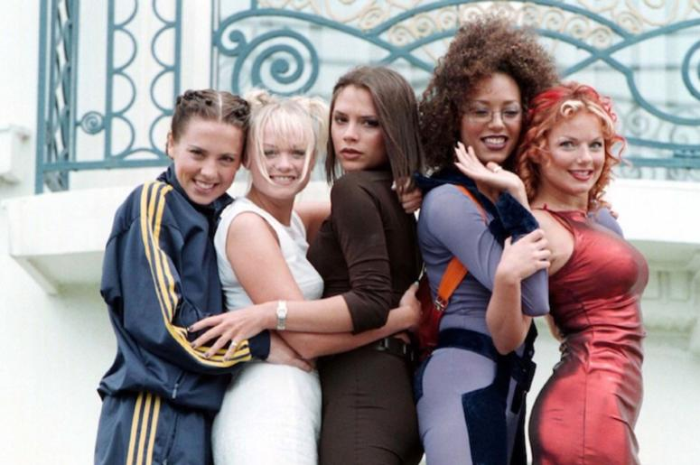 Spice Girls, Posing, Retro, Martinez Hotel, Cannes, 1997