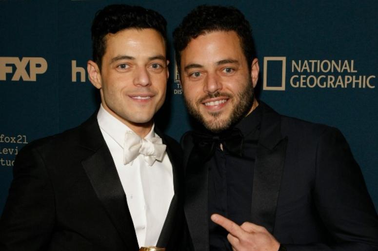 Rami and Sami Malek