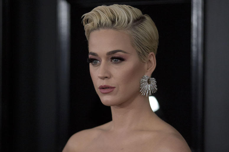 Katy Perry, Red Carpet, 61st Grammy Awards, 2019