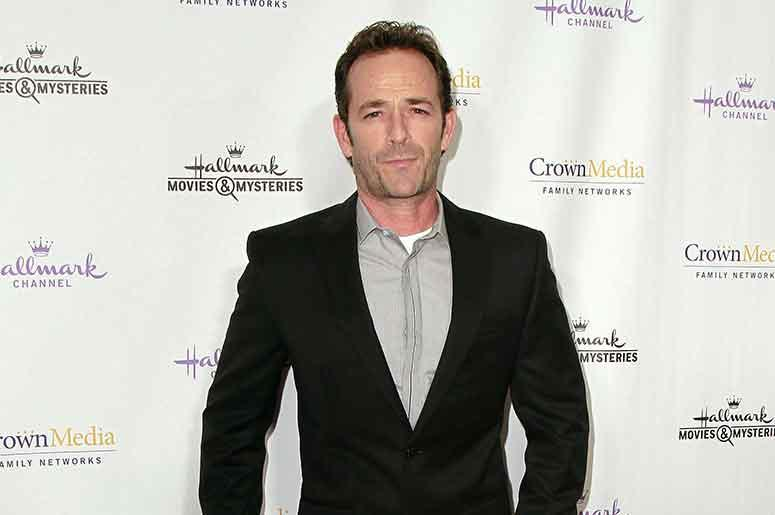 Actor Luke Perry 1966-2019