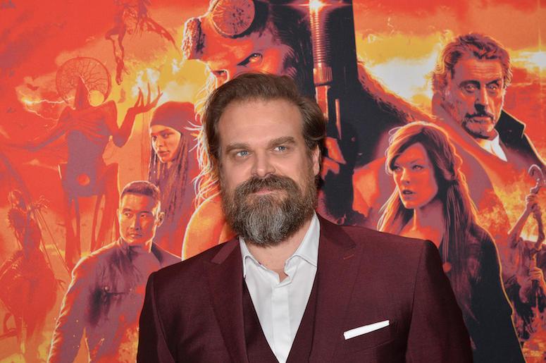 David Harbour, Hellboy, Red Carpet, New York Screening, 2019