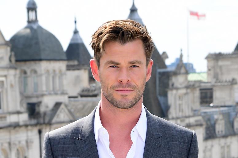 Chris Hemsworth, Photocall, Avengers: Endgame, London, 2019