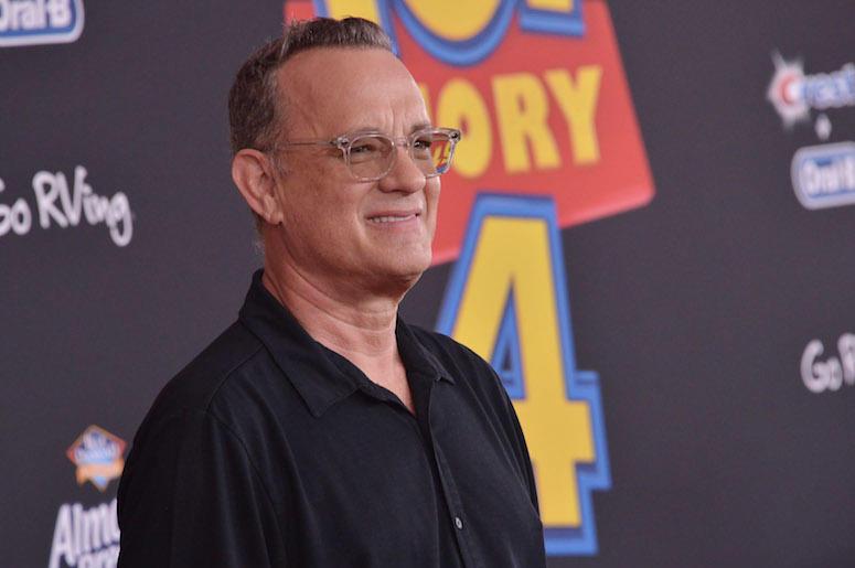 Tom Hanks, Red Carpet, Toy Story 4, Premiere, Glasses, Smiling, Hollywood, 2019