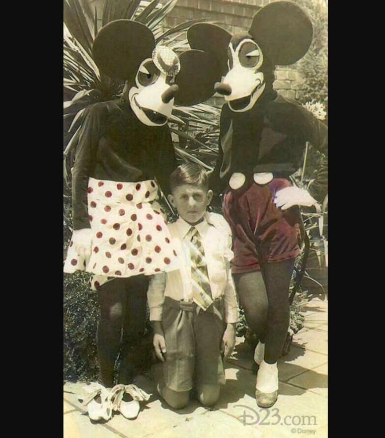 Terrifying Mickey & Minnie