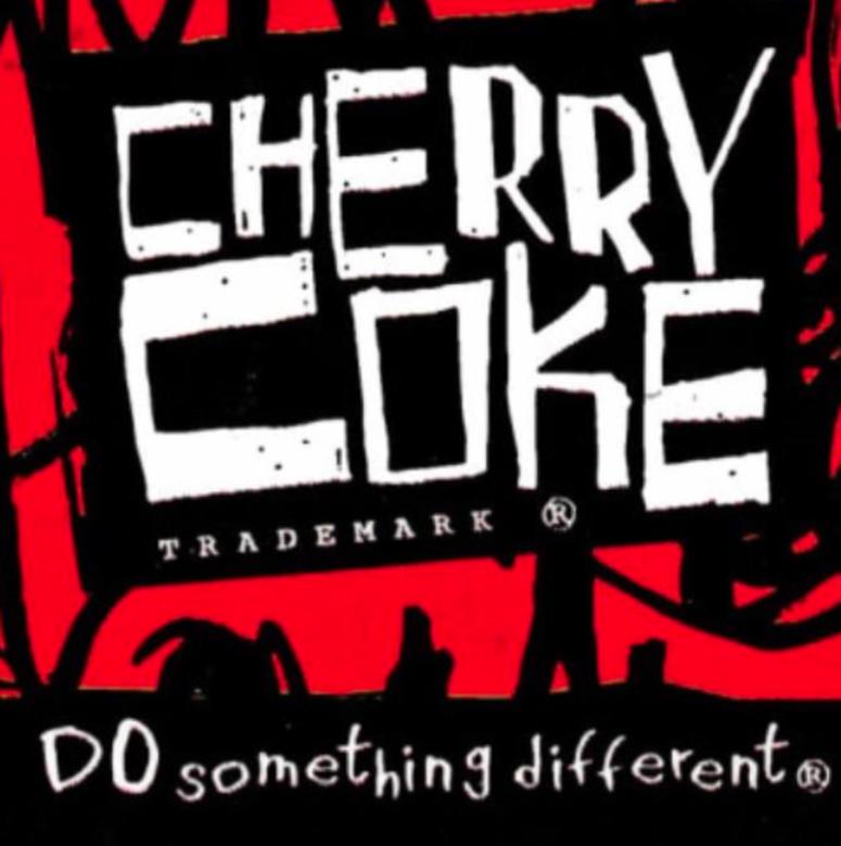 Cherry Coke Logo