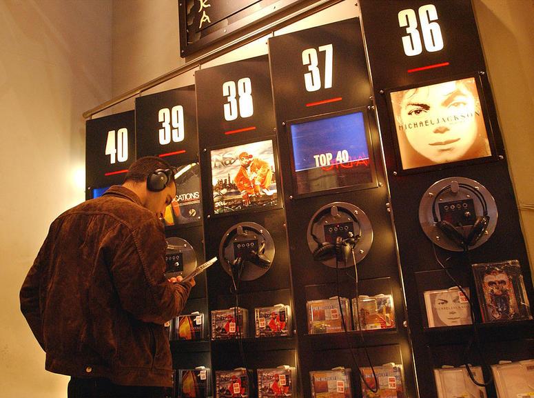 CD Kiosks