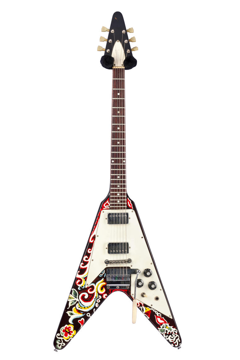 Jimi Hendrix Flying V