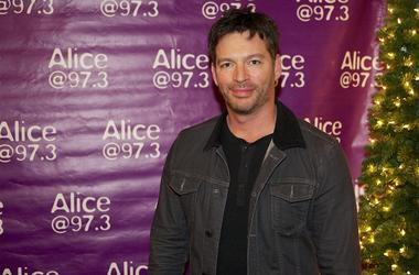 Harry Connick, Jr. Meet And Greet At Alice In Winterland 2015