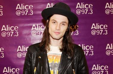 James Bay Meet And Greet At Alice In Winterland 2015