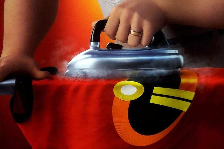 'Incredibles 2' Movie Poster