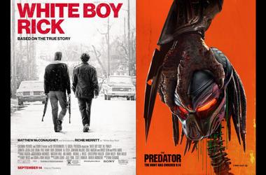 White Boy Rick and The Predator Movie Review