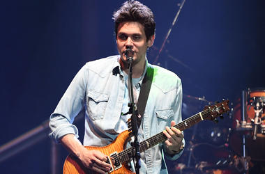 February 26, 2018; Sunrise, FL, USA; John Mayer performs with Grateful Dead original members as part of Dead & Company at BB&T Center.