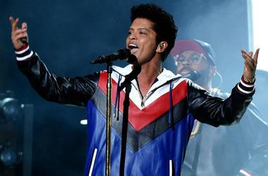 Bruno Mars (Photo credit: Frank Micelotta/PictureGroup)