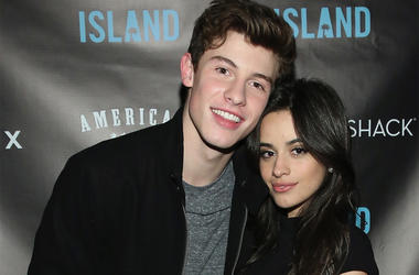 NEW YORK, NY - DECEMBER 11: Shawn Mendes (L) and Camila Cabello attend the Island Records 2015 Holiday Party on December 11, 2015 in New York City. (Photo by Monica Schipper/Getty Images for Island Records)