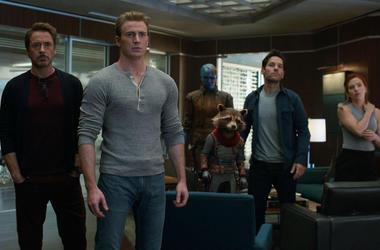 Scene from 'Avengers: Endgame' (Photo credit: Disney/Marvel Studios via AP)