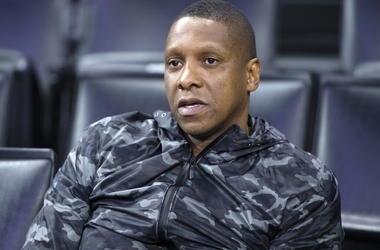 Toronto Raptors general manager Masai Ujiri