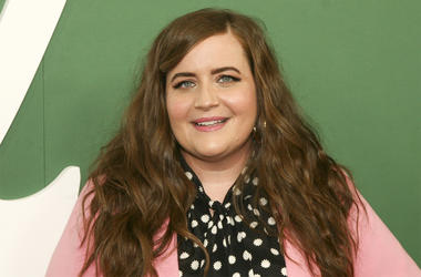 """In this March 13, 2019 file photo, Aidy Bryant attends the premiere of Hulu's """"Shrill"""" at the Walter Reade Theater in New York. (Photo by Andy Kropa/Invision/AP, File)"""