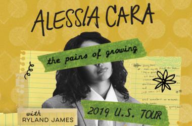 Alessia Cara at The Masonic in San Francisco