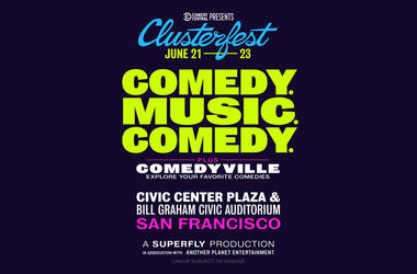 "Comedy Central's ""Clusterfest"""