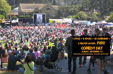 39th Annual Comedy Day