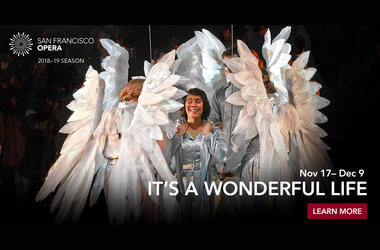 "San Francisco Opera's ""It's a Wonderful Life"""