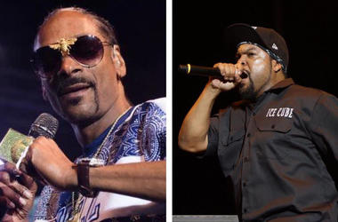 Snoop Dogg and Ice Cube