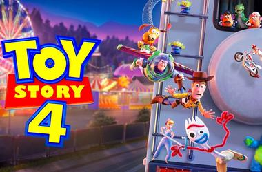 Toy Story 4
