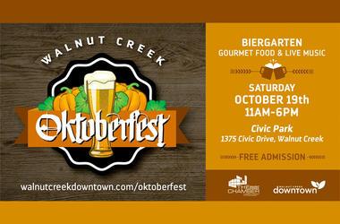 5th Annual Walnut Creek Oktoberfest