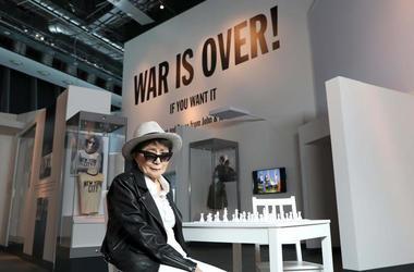 Yoko Ono (Photo credit: Press Association SIPA USA Today)