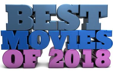 Top 5 movies of the year