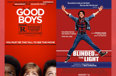 """Hooman and Corey Rosen review """"Blinded by the Light"""" & """"Good Boys""""!"""
