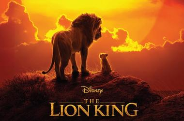 Lion King 2019 Movie poster