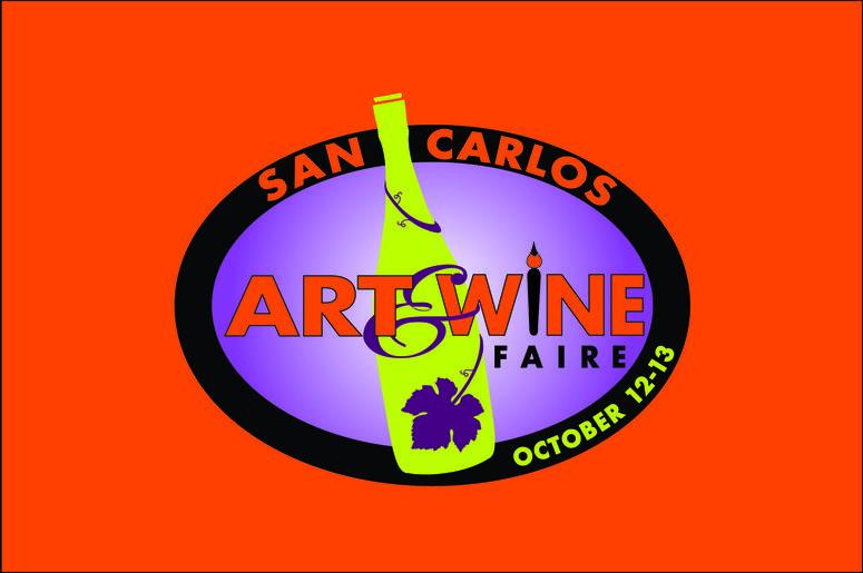 San Carlos Art and Wine Faire 2019