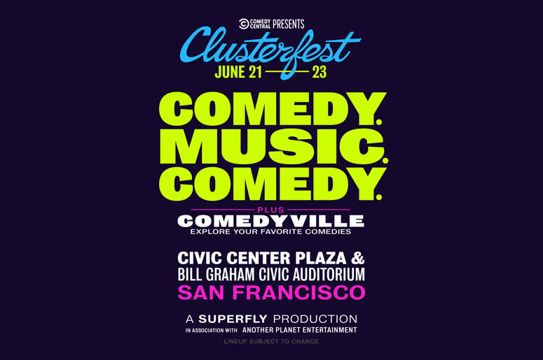 """Comedy Central's """"Clusterfest"""""""