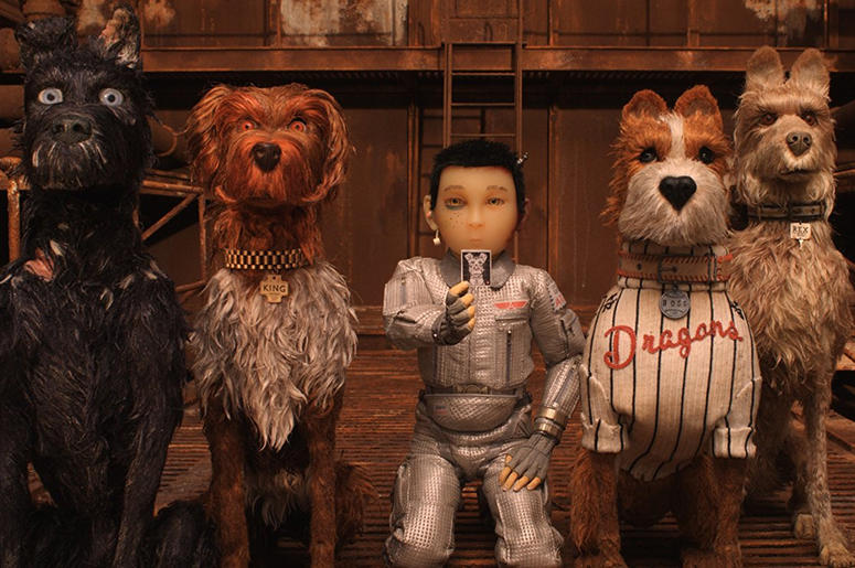 """Isle of Dogs"" (Photo credit: Fox Searchlight)"