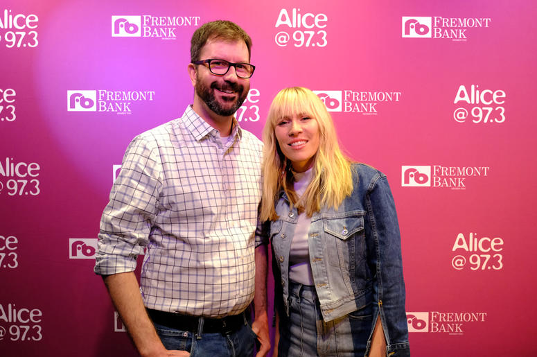 See pictures from our special meet-n-greet with Natasha Bedingfield in the Alice Lounge.
