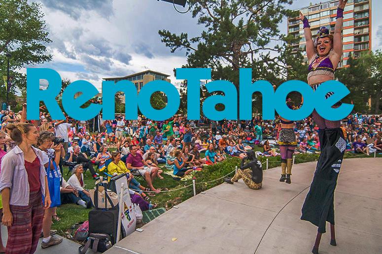 Reno Tahoe Artown
